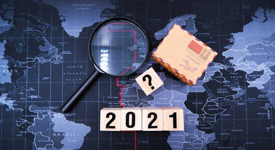 importance of supply chain visibility in 2021