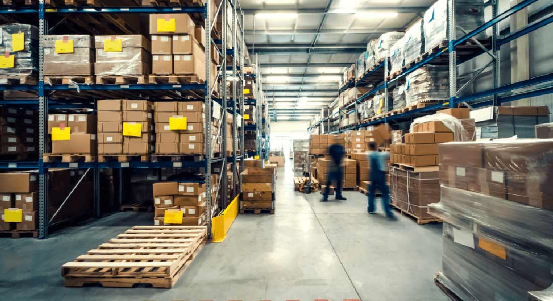 warehouse management system increases your business efficiency