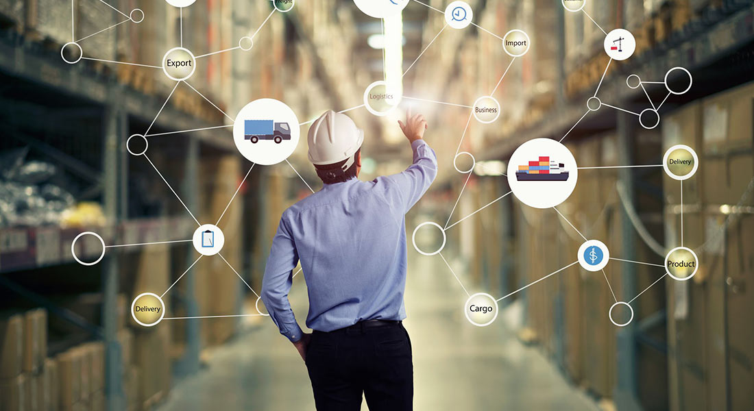 oracle supply chain management cloud